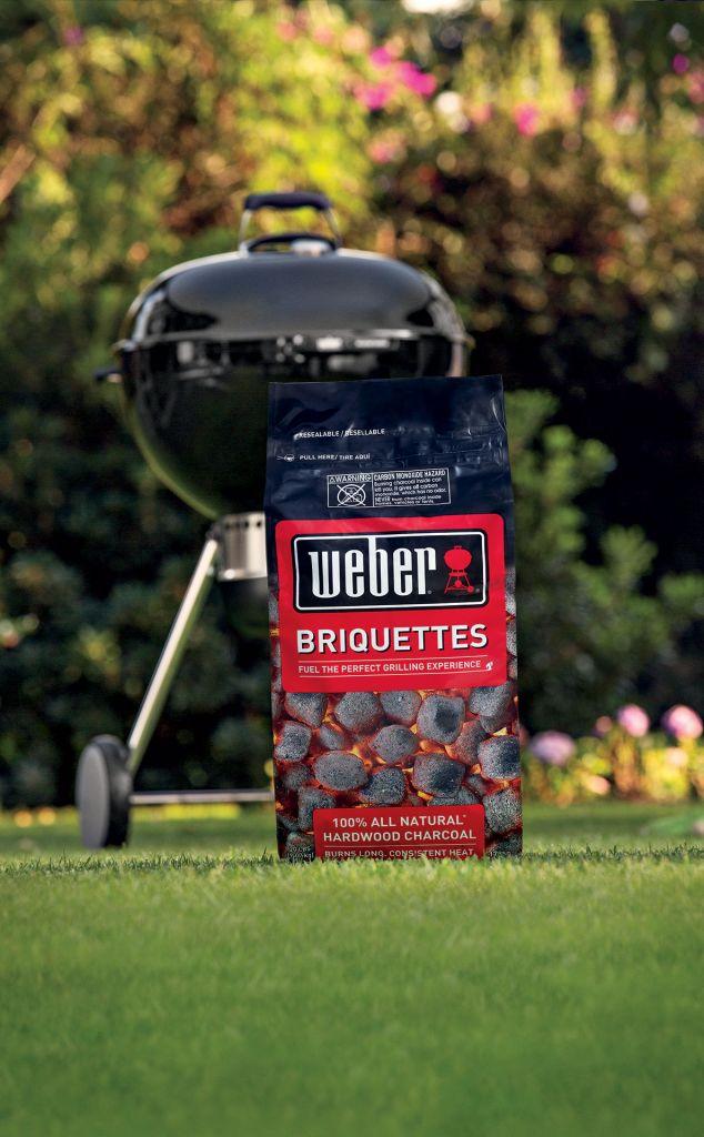 Weber Charcoal Hardwood Briquettes Leisure Living