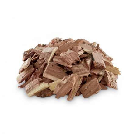 A Pile Of Weber Mesquite Wood Chips
