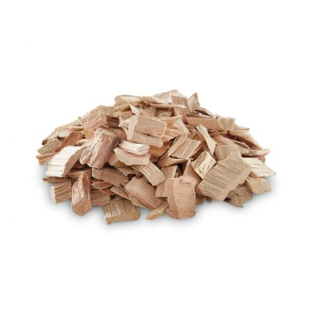 A Pile Of Weber Pecan Wood Chips