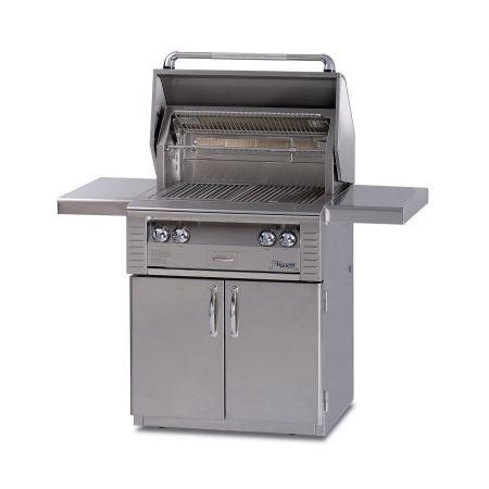 Alfresco 30 Sear Zone Grill on Cart