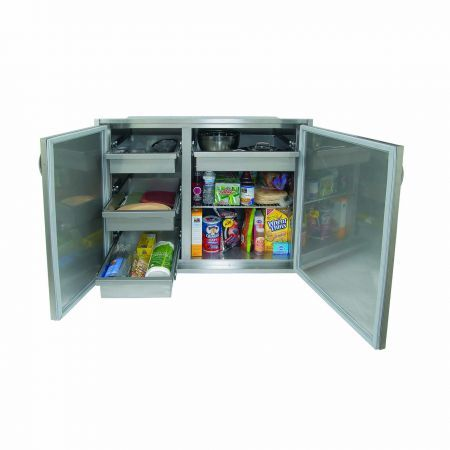 Alfresco 42 inch Low Profile Sealed Dry Storage Pantry