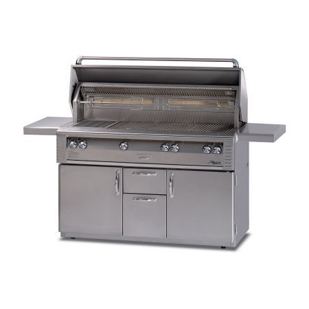Alfresco 56 Standard All Grill on Deluxe Cart