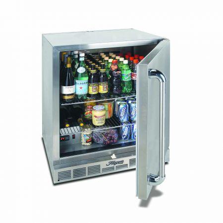 Alfresco One Door Refrigerator Full