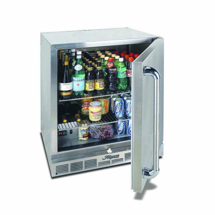 Alfresco One Door Refrigerator