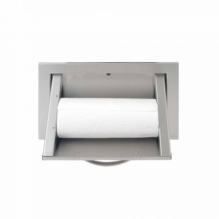 Alfresco Paper Towel Holder Open