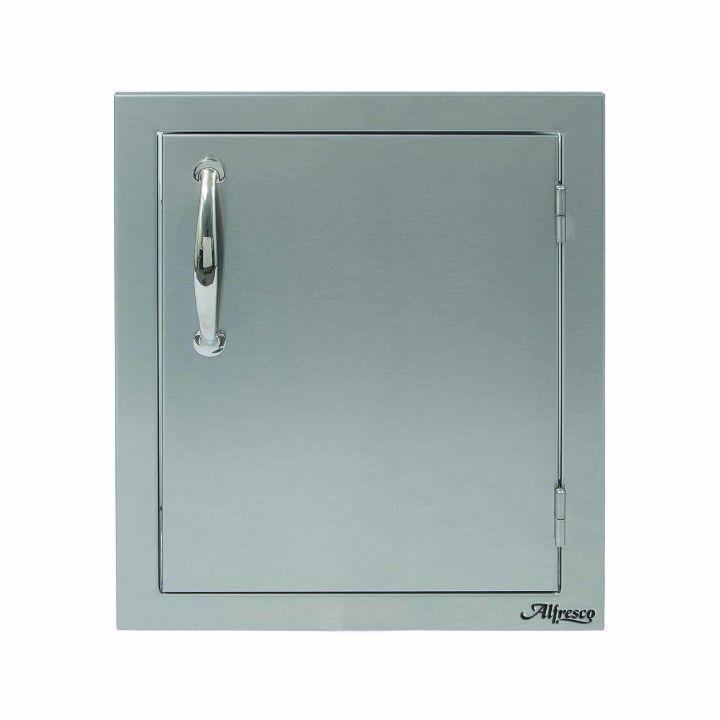 Alfresco Single Access Door Closed