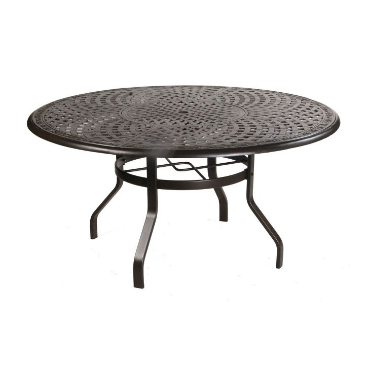 Alumont Waverly 60″ Round Dining Table