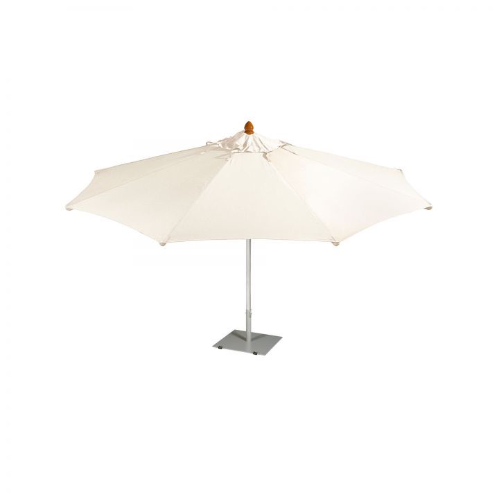 Barlow Tyrie 13′ Pulley Lift Umbrella