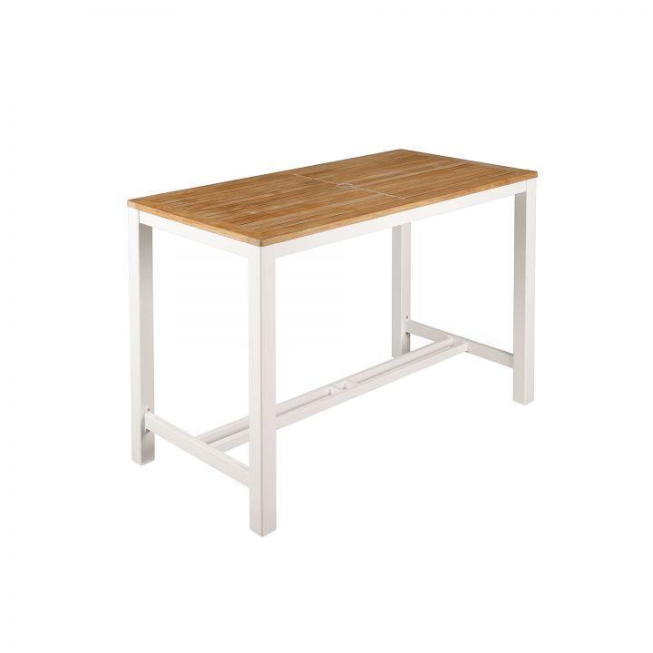 Barlow Tyrie Aura 55X28″ Rectangular Counter Table