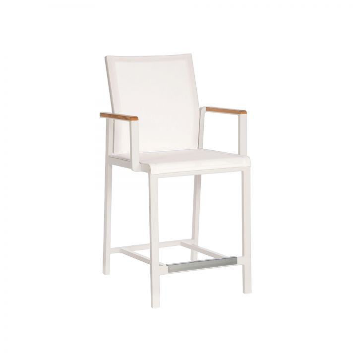 Barlow Tyrie Aura Counter Chair
