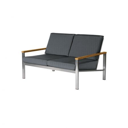 Barlow Tyrie Equinox Deep Seating Loveseat