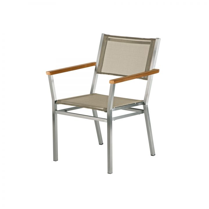 Barlow Tyrie Equinox Dining Arm Chair