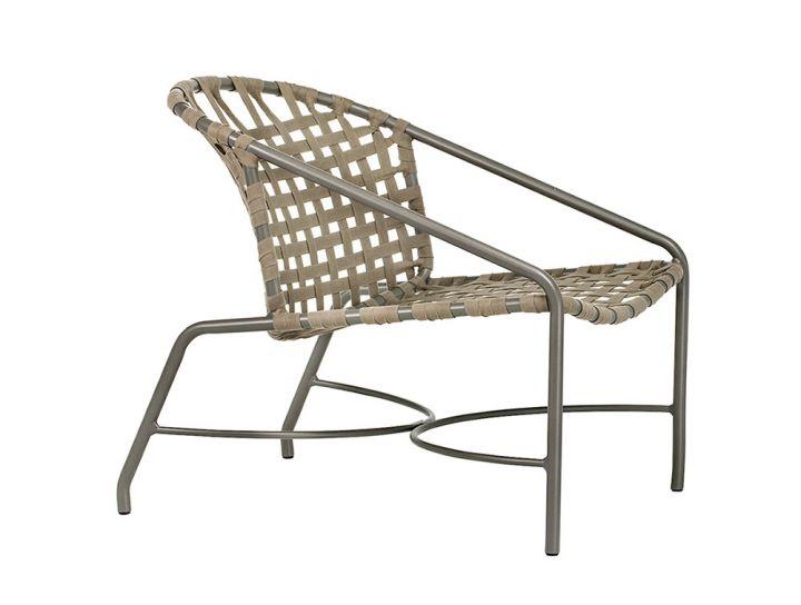 Brown Jordan Kantan Suncloth Lounge Chair