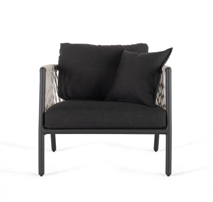 Brown Jordan Oscar Lounge Chair