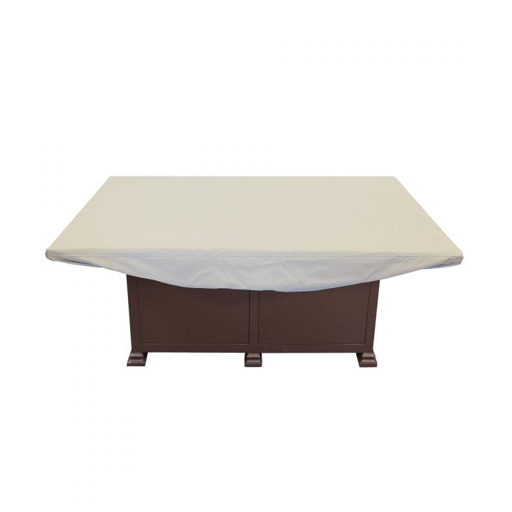 Treasure Garden 58X38″ Rectangular Chat Table or Fire Pit Protective Cover