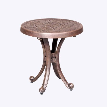 Cast Classics Brenna 18 and 24 Round Side Table