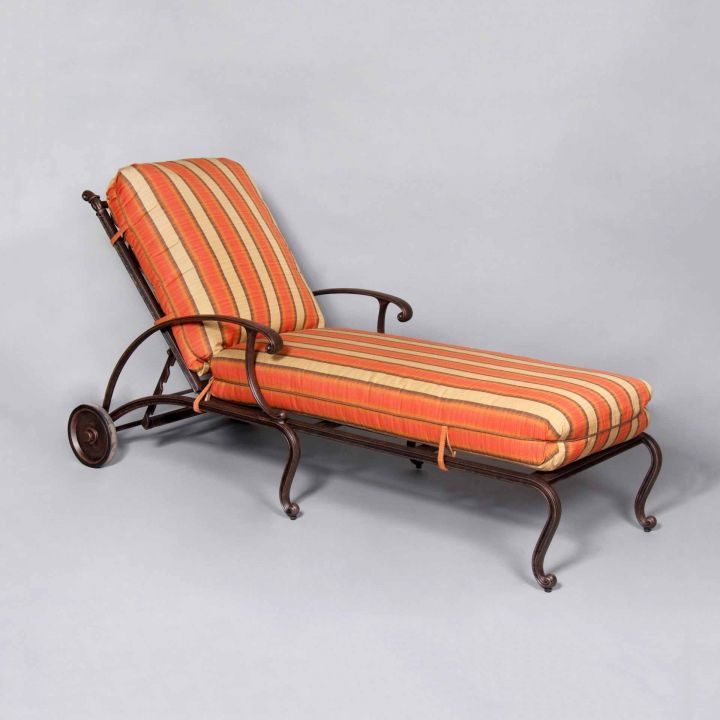 Cast Classics Brenna Chaise Lounge
