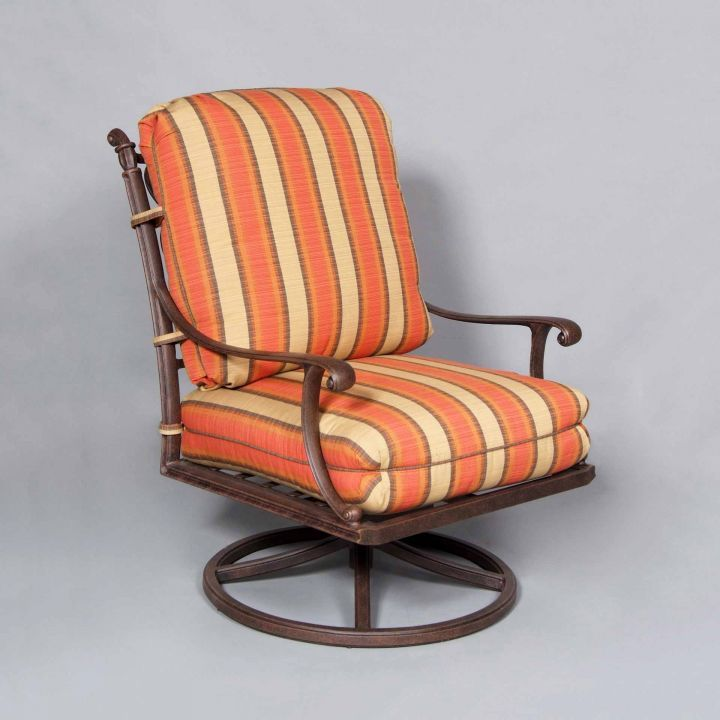 Cast Classics Brenna Club Swivel Rocker