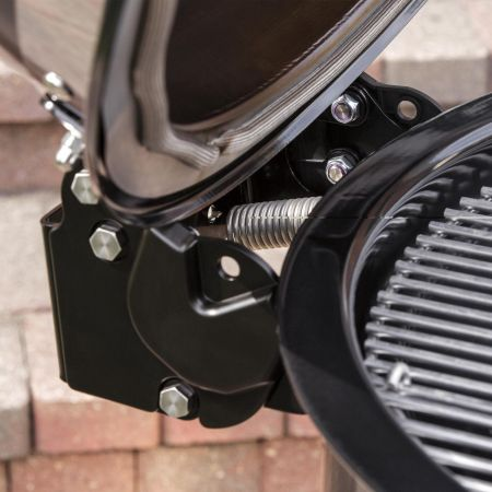 Easy Open Lid Hinge For The Weber Summit Charcoal Center