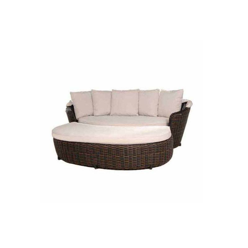 Ebel Dreux Daybed Ottoman Leisure Living