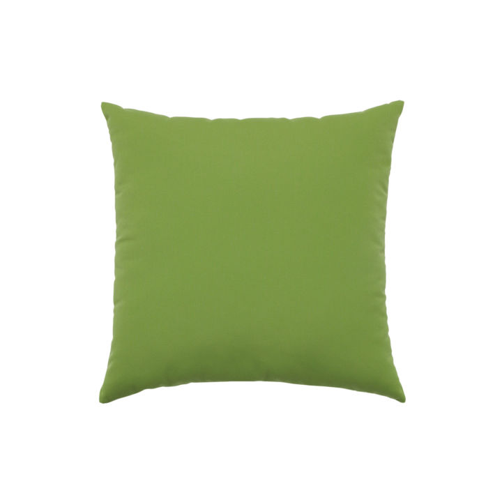 Elaine Smith Canvas Gingko Throw Pillow