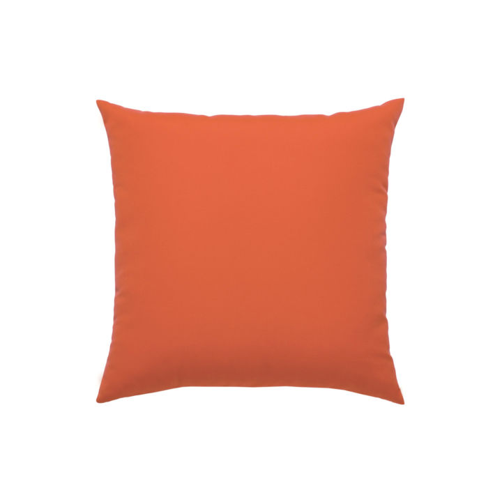 Elaine Smith Canvas Melon Throw Pillow