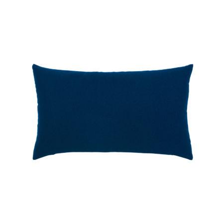 elaine-smith-canvas-navy-lumbar-pillow
