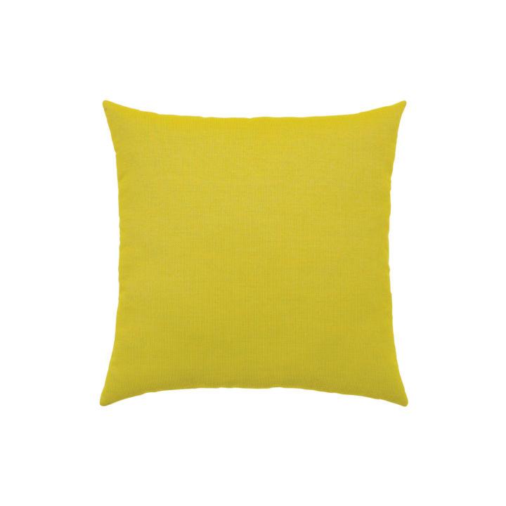 Elaine Smith Citrine Throw Pillow