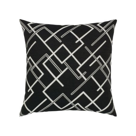 Elaine Smith Convergence Throw Pillow
