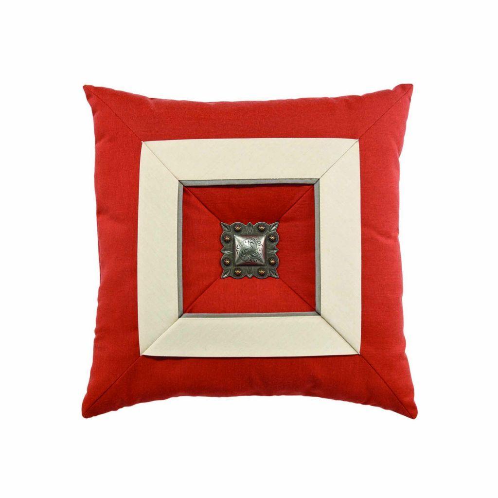 Elaine Smith Coral Cruise Jewel Throw Pillow - Leisure Living