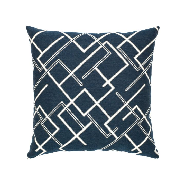 Elaine Smith Divergence Throw Pillow