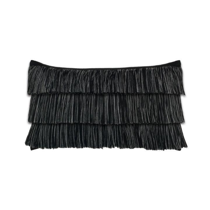 Elaine Smith Hula Dusk Lumbar Pillow