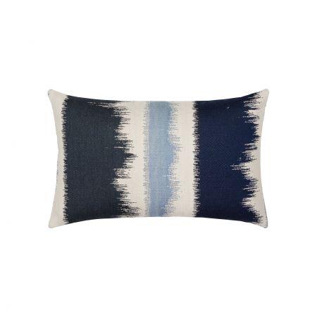 Elaine Smith Murmur Midnight Lumbar Pillow
