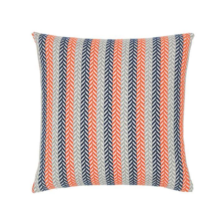 Elaine Smith Plush Plume Marine Throw Pillow