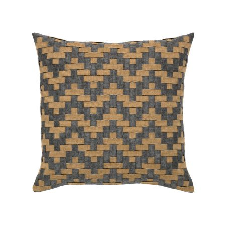 Elaine Smith Smoke Basket Throw Pillow