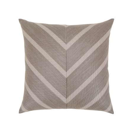 Elaine Smith Sparkle Chevron Throw Pillow