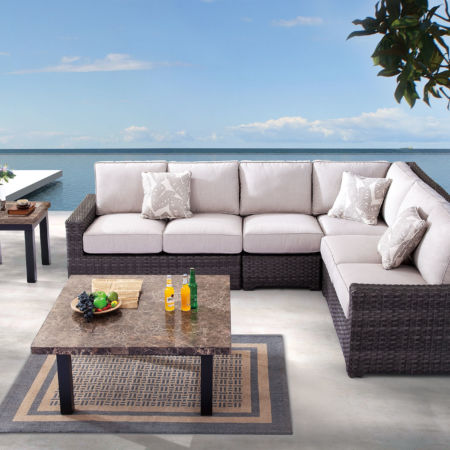 Erwin and Sons Santa Cruz Sectional Group