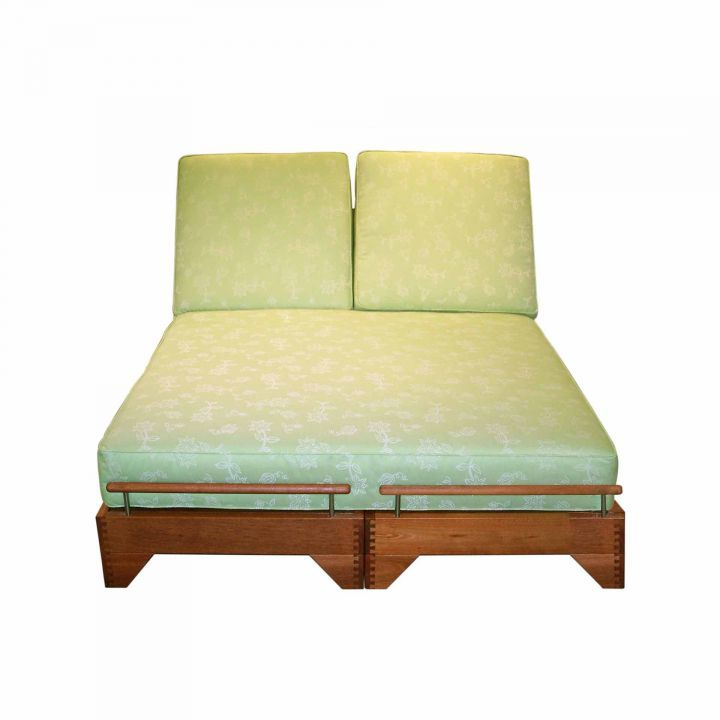 Goldcrest Double Chaise Cushion Leisure Living