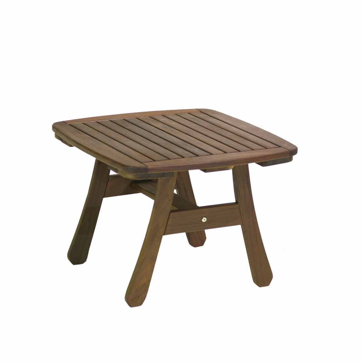 Jensen Leisure 22 Quot Square Occasional Table Leisure Living