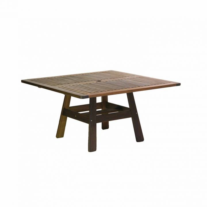 Jensen Leisure 53″ Square Beechworth Dining Table