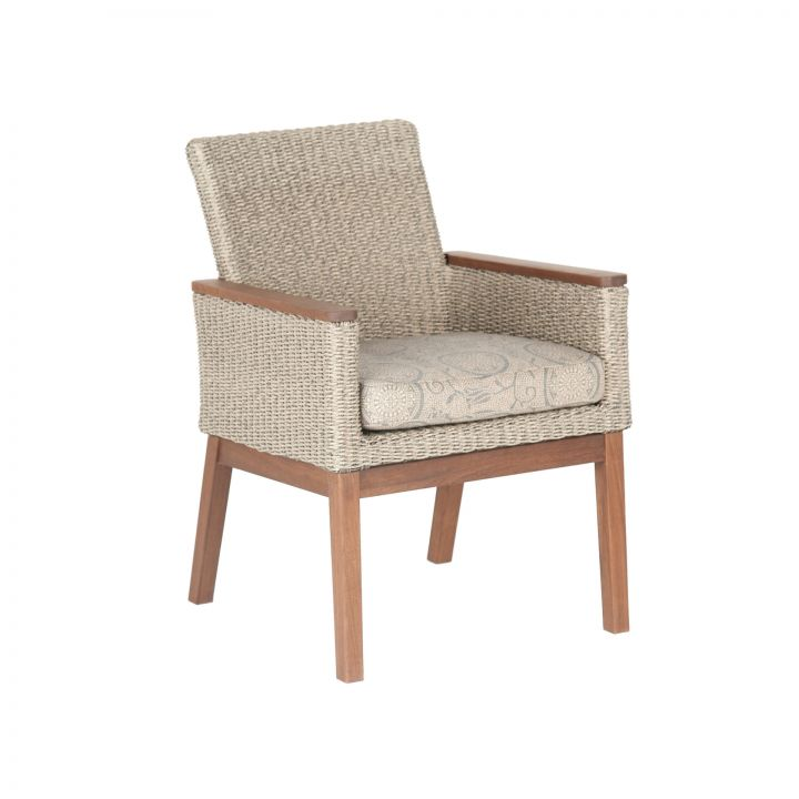 Jensen Leisure Coral Dining Arm Chair