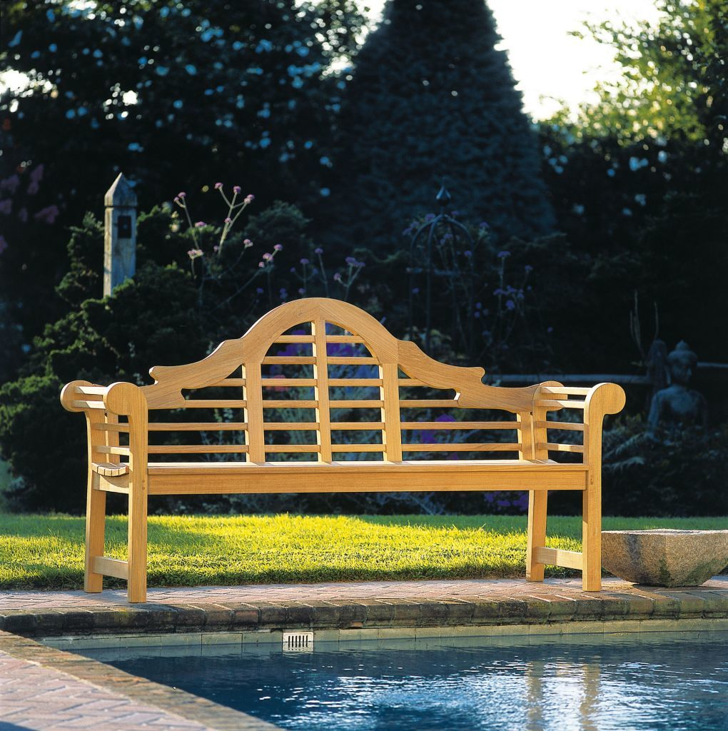 Kingsley Bate Lutyens 6 Bench Leisure Living