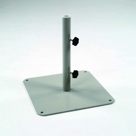 Kingsley Bate 1.5 Inch Pole Plate Steel Umbrella Base