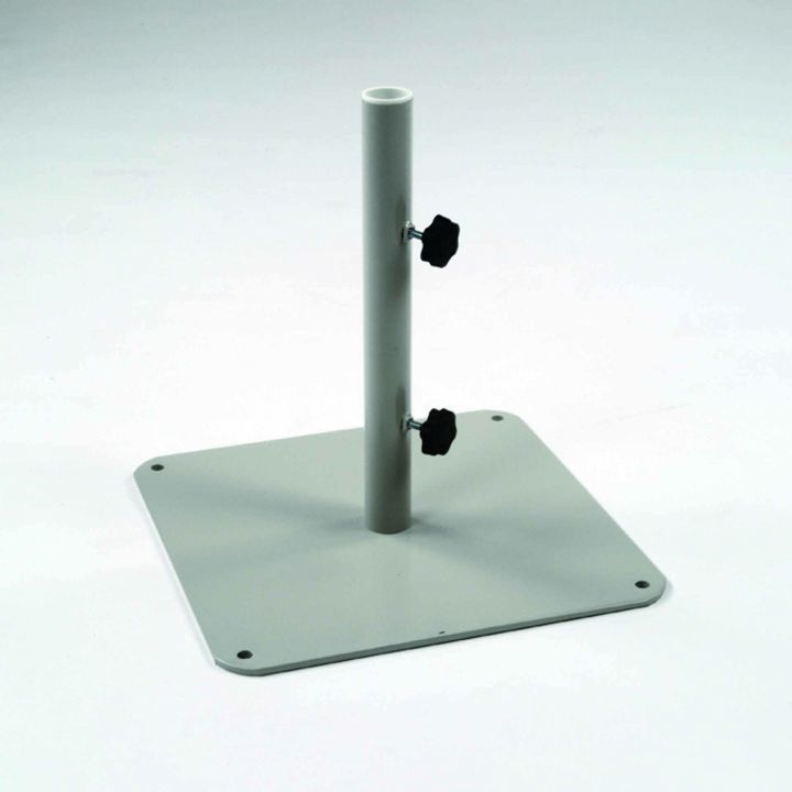 Kingsley Bate Steel Plate 1 5 Quot Pole Umbrella Base