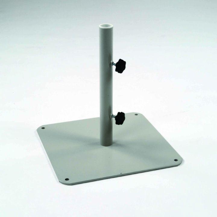 Kingsley Bate Steel Plate 1.5″ Pole Umbrella Base