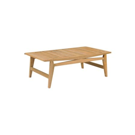 Kingsley Bate Algarve 48X26 Inch Rectangular Coffee Table