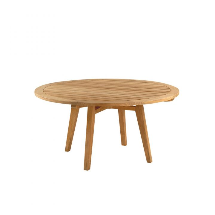 Kingsley Bate Algarve 52″ Round Dining Table