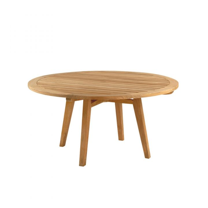 Kingsley Bate Algarve 60″ Round Dining Table