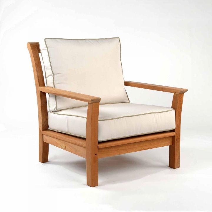 Kingsley Bate Chelsea Deep Seating Club Chair