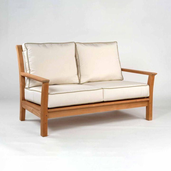 Kingsley Bate Chelsea Deep Seating Love Seat